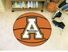 "Appalachian State Mountaineers 27"" Basketball Floor Mat"