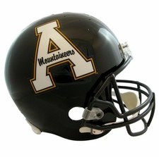 Appalachian State Mountaineers Riddell Deluxe Replica Helmet