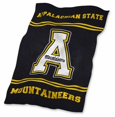 Appalachian State Mountaineers UltraSoft Blanket