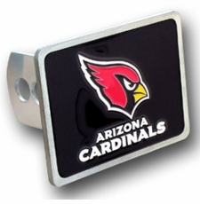 Arizona Cardinals Trailer Hitch Cover