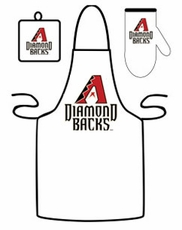 Arizona Diamondbacks Cooking / Grilling Apron Set