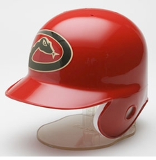Arizona Diamondbacks Red Riddell Mini Baseball Batting Helmet