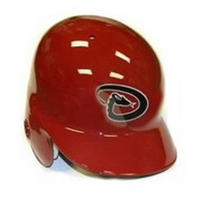 Arizona Diamondbacks Right Flap Rawlings Authentic Batting Helmet