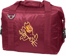 Arizona State Sun Devils 12 Pack Small cooler