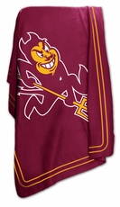 Arizona State Sun Devils Classic Fleece Blanket