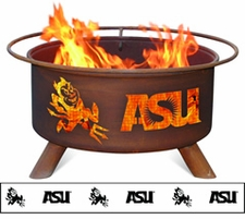 Arizona State Sun Devils Outdoor Fire Pit