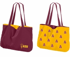 Arizona State Sun Devils Reversible Tote Bag