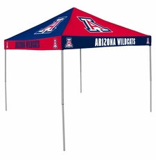 Arizona Wildcats Checkerboard Logo Canopy Tailgate Tent