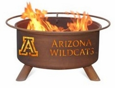 Arizona Wildcats Outdoor Fire Pit