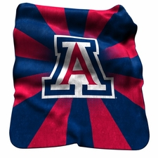 Arizona Wildcats Raschel Throw