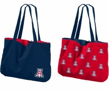 Arizona Wildcats Reversible Tote Bag