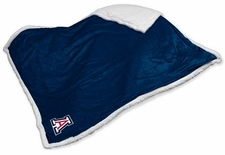 Arizona Wildcats Sherpa Blanket