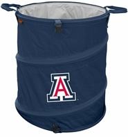 Arizona Wildcats Tailgate Trash Can / Cooler / Laundry Hamper