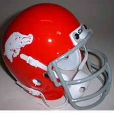 Arkansas Razorbacks 1964 Schutt Throwback Mini Helmet