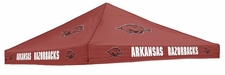 Arkansas Razorbacks Red Logo Tent Replacement Canopy
