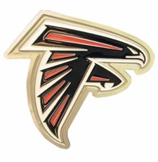 Atlanta Falcons Logo Trailer Hitch Cover