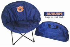 Auburn Tigers Round Sphere Chair