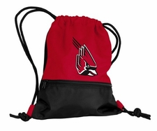 Ball State Cardinals String Pack / Backpack