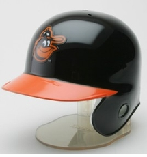 Baltimore Orioles 1965-1966 Riddell Throwback Mini Batting Helmet