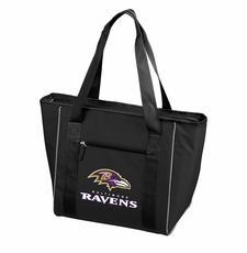 Baltimore Ravens  30 Can Cooler Tote