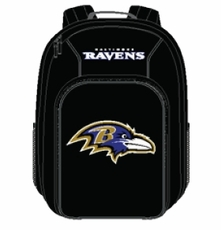 Baltimore Ravens Backpack - Southpaw Style