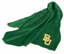 Baylor Bears Fleece Throw