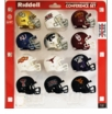 Big 12 Pocket Pro Conference Helmet Set, 2013