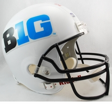 BIG Ten Riddell Deluxe Replica Helmet
