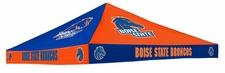 Boise State Broncos Blue / Orange Checkerboard Logo Tent Replacement Canopy