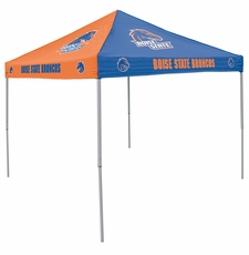 Boise State Broncos Blue / Orange Logo Canopy Tailgate Tent