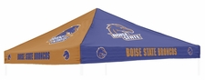 Boise State Broncos Blue / Orange Logo Tent Replacement Canopy