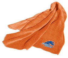 Boise State Broncos Fleece Throw