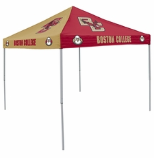 Boston College Eagles Red / Gold Logo Canopy Tailgate Tent