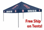 Boston Red Sox Blue Canopy Tailgate Tent