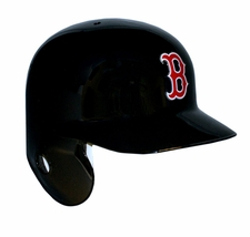 Boston Red Sox Right Flap Rawlings Authentic Batting Helmet