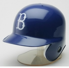 Brooklyn Dodgers 1941-1957 Riddell Throwback Mini Batting Helmet