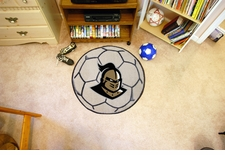 "Central Florida Knights 27"" Soccer Ball Floor Mat"