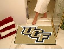 "Central Florida Knights 34""x45"" All-Star Floor Mat"