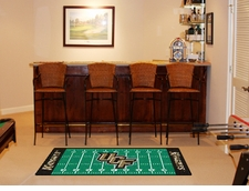 "Central Florida Knights Football Runner 30""x72"" Floor Mat"