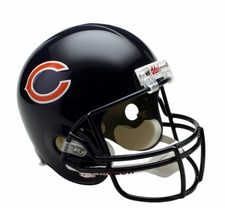 Chicago Bears Full-Size Deluxe Replica Helmet