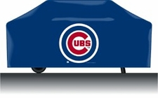 Chicago Cubs Deluxe Barbeque Grill Cover