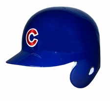 Chicago Cubs Left Flap Rawlings Authentic Batting Helmet