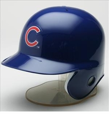 Chicago Cubs Riddell Mini Baseball Batting Helmet