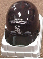 Chicago White Sox 2005 World Series Champions Riddell Mini Baseball Batting Helmet
