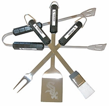 Chicago White Sox Grill BBQ Utensil Set