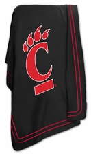 Cincinnati Bearcats Classic Fleece Blanket