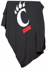 Cincinnati Bearcats Sweatshirt Blanket