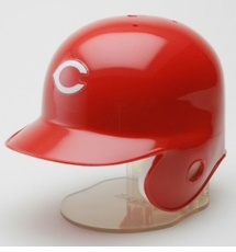 Cincinnati Reds 1975 Riddell Throwback Mini Batting Helmet