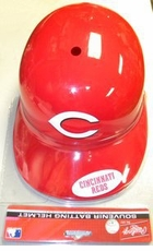 Cincinnati Reds Riddell Mini Baseball Batting Helmet