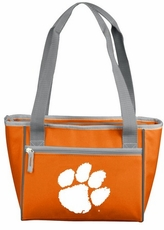 Clemson Tigers 8 Can Cooler Tote